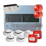 FireSmart 4 Zone Fire Alarm Conventional Kit