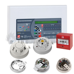 16 Zone One Loop Addressable Fire Alarm Kit - Apollo