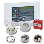 32 Zone One Loop Addressable Fire Alarm Kit - Apollo