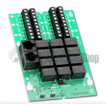 C-Tec CFP763 8 Relay Output Board
