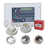 32 Zone Two Loop Addressable Fire Alarm Kit - Apollo