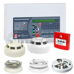 16 Zone One Loop Addressable Fire Alarm Kit - Hochiki