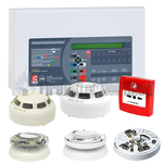 32 Zone One Loop Addressable Fire Alarm Kit - Hochiki