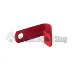 7mm Red P Clip (pk 100) required For Fixing Fire Alarm Cable