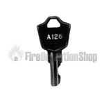 KAC Keyswitch Call Point A126 Key