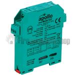 Apollo 55000-812APO Din Rail Zone Monitor with Isolator