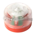 FireSmart Conventional VAD Shallow Base w/ Red Flash
