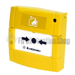 Hochiki HCP-E (SCI) Addressable Manual Call Point (Yellow)