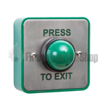 RGL - EBGBW0C02/PTE Green Dome Exit Button