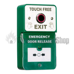 RGL DU-NT/TF Dual Unit Press to Exit and Emergency Door Release
