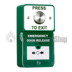 RGL DU-GB/PTE Dual Unit Press to Exit and Emergency Door Release