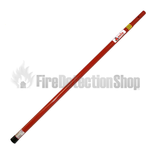 SOLO 100-001 Fiberglass 4 Section Telescopic Pole