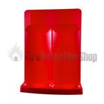 Double Commander Red Fire Extinguisher Stand
