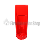 Single Plastic Red Fire Extinguisher Stand