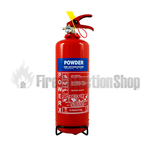 PowerX 1Kg ABC Dry Powder Fire Extinguisher