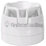 FireSmart Conventional White Sounder w/ Shallow Base