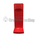 Single Commander Red Fire Extinguisher Stand