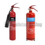 Fire Extinguisher Pack 4
