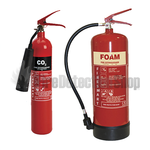 Fire Extinguisher Pack 5