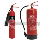 Fire Extinguisher Pack 6
