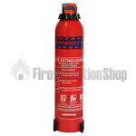 FireSmart 950g BC Dry Powder Fire Extinguisher