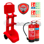 Construction Site Fire Safety Pack 1