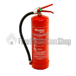 FirePower 6LTR Water Fire Extinguisher