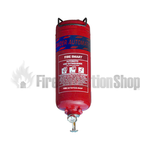 FireSmart 2Kg Automatic Dry Powder Fire Extinguisher
