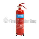 FireSmart 3Kg ABC Dry PowderFire Extinguisher