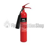 FireSmart 2Kg Co2 Fire Extinguisher