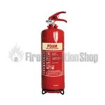 FireSmart 2Ltr AFFF Foam Fire Extinguisher