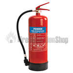 FireSmart 4Kg ABC Dry Powder Fire Extinguisher