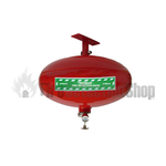 FireSmart 4Kg Automatic Clean Agent Fire Extinguisher