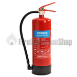 FireSmart 6Kg ABC Dry Powder Fire Extinguisher
