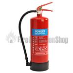 FireSmart 6Kg ABC Dry PowderFire Extinguisher