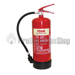 FireSmart 6Ltr Alcohol Resistant Foam Fire Extinguisher