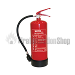 FireSmart 6Ltr Water Fire Extinguisher