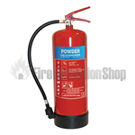 FireSmart 9Kg ABC Dry Powder Fire Extinguisher