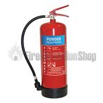FireSmart 9Kg ABC Dry PowderFire Extinguisher