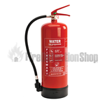 FireSmart 9Ltr Water (Freeze Protected) Fire Extinguisher