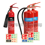 Garage / Workshop Fire Safety Pack