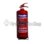 Commander DP EX3 3Kg Dry Powder Fire Extinguisher
