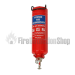 FireChief 1Kg Slimline Automatic Dry Powder Fire Extinguisher