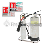 Stainless Steel Fire Safety Pack