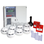 Fike 604-0004 Twinflex Pro² 4 Zone Fire Alarm Kit