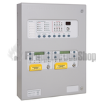 Kentec K21083M4 8 Zone Extinguishant Control Panel - 3 Area (Larger PSU 5.25A)