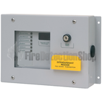Kentec W911113W8 Sigma Si Weatherproof Extinghuishant Status Unit: 10 Lamp with Mode Select & Manual Release