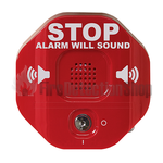 STi 6400 Exit Stopper Multi function Door Alarm