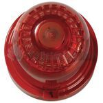 Ziton ZR455V-3RR Radio Sounder Visual Indicator - Red Body/Red Lens