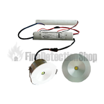 FireSmart Circular Led Maintained Emergency Downlight